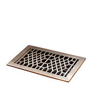 Naiture Solid Brass Floor Register Antique Style In 19 Sizes And 5 Finishes