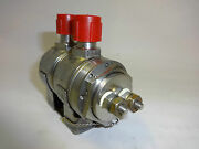 Aircraft Differential Pressure Switch Hydra Electric 83165-1 Sn-0339 For Dc-10