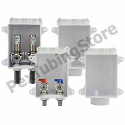Sioux Chief Ox Box Washing Machine Outlet Box For 1/2 Pex Or Mpt. Lead-free.