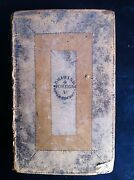 1819 British Foreign Bible Society Rare Old And New Testament King James