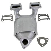 New Catalytic Converter For 1995-1998 Nissan 200s /sentra Exhaust Manifold