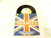 Tommies - Let's Take You Back To The Good Old Days - 7 Juke Box Vinyl Single