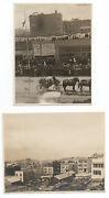 Two 1908 San Francisco Photos One For The Great White Fleet Parade