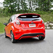 Mbrp 2014-2019 Ford Fiesta St Hatchback 1.6l Turbo 3 Catback Exhaust System 304