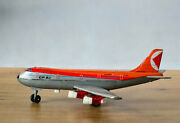 Antique Tin Toy Tn Nomura Canadian Pacific Empress Of Asia Airplane Japan