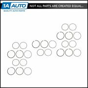 Oem Engine Piston Ring Kit Set Of 5 Direct Fit For 4-6 Cylinder Volvo Brand New