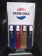 Pepsi Fountain Vintage Soda Dispenser 1960and039s As Is Needs Compresser
