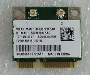 Sony Vaio Svf 152 C29m 1g2eb Fit 15e Wifi Wi-fi Wlan Wireless Card New