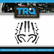 Trq Suspension And Steering Strut And Spring Assembly 16 Pc Kit For 97-01 Honda Crv