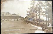 Philippines1900's Baguio City Officers Row And Mess Hallcamp John Hay Rppc