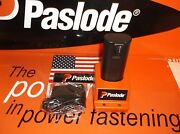 Paslode 900200 Nicd Battery Charger + Battery