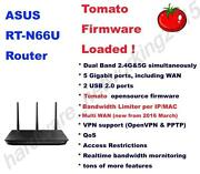 Asus Rt-n66u Rt-n66r Wireless Router Tomato Vpn Firmware,can Setup Vpn Service