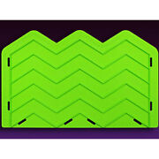 Chevron Onlay Silicone Fondant Stencil By Marvelous Molds