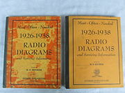 Most-often-needed Radio Diagrams And Service Info. From 1926-1938 To 1964 - Box B