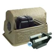 Airmaxandreg Shallow Water Seriesandtrade Aeration Systems - Sw20 And Sw40