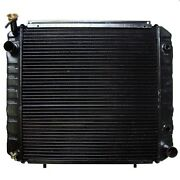 1458287 Radiator Hyster S50xm/s60xm 3.0l Up To Sv17843 Forklift Parts