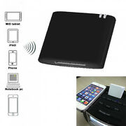 A2dp Bluetooth Audio Music Receiver Adapter For Ipod Iphone 4 30pin Speaker Dock