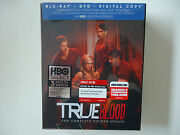 True Blood The Complete Fourth Season Blu-ray Disc, 8-disc Set New Target