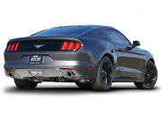 Borla 2015-2020 Ford Mustang 2.3l Turbo Ecoboost S-type Catback Exhaust System