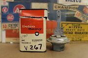 Vintage Nos And Nors Delco Remy 1116153 Distributor Vacuum-x Control