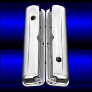 Chrome Valve Covers For Ford Fe 352 360 390 427 428 Ford Engines