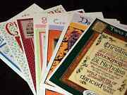 Sue Hillis Designs Counted Cross Stitch Patterns You Choose Variety, Christmas