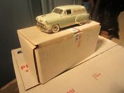 Motor City 143 1953 Chevy Chevrolet Sedan Delivery Mc 9 Driftwood Gray Diecast
