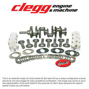 Ford 351 2.75 Main 468 Scat Stroker Kit Forged Dish Pistons H-rods Balanced