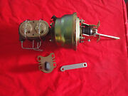 1965-1968 Ford Galaxie 8 Power Brake Booster Master Proportioning Valve Pv4