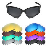 Mryok Anti-scratch Polarized Replacement Lens For- Jawbone Vented Sunglass