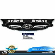 Genuine Front Radiator Grille Fits 2012-2014 Hyundai Accent Oem 863501r100⭐⭐⭐⭐⭐