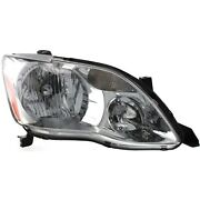 Headlight For 2005 2006 2007 Toyota Avalon Xls Xl Models Right With Bulb