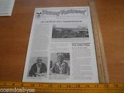 Disney Newsreel Wed Mapo Employees Mag 1979 Transportation Aliceand039s Day At Sea