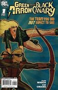 From Jla Comic Lot Green Arrow Black Canary 1-21 Out Of 22 Nm Bagged
