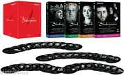 Bbc The Shakespeare Dvd Collection Box Set - All 38 Plays - Beautiful Gift New