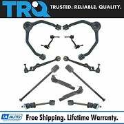 Trq Front Suspension 12 Piece Set Kit For 93-97 Ford Thunderbird Mercury Cougar