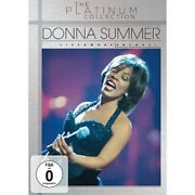 Donna Summer - Vh1 Presents Live And More Encore Platinum Collection Dvd New+