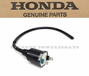 New Honda Ignition Coil Xl125 S Xr200 Tlr200 Fl400 Pilot See Notes K35 A