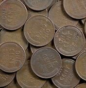 500 Wheat Pennies Mixed Lot Of Lincoln Wheat Pennies
