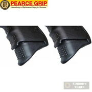 Two Pearce Grip Gen4 Glock 26 27 33 39 Grip Extensions 3/4 Pg-26g4 Fast Ship