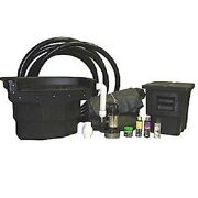 Medium Pond Kits With Atlantic Water Gardens Components - Skimmer Filter Pump