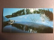 1980s Porsche Factory Issued Christmas And Happy New Year Card Andndash Ultra Rare Signed