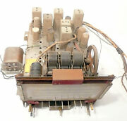 Capehart 111m3fm Radio / Phono Part Radio Chassis .. Untested / Sold As Is