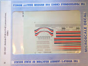 Microscale Decal N 60-1021 Amtrak Dash 8-40bwh P40 And P42dc Diesels 1996-1