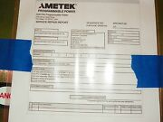 Amplifier Output Module For Ametek Elgar Sw5250a-1 P/n 5161274-02