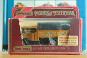 Antique Toy Boxed Matchbox Model Of Yesteryear Moy Toy Diecast Y27 Foden Lorry