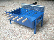 Greek Cypriot Charcoal Outdoor Rotisserie Barbecue Bbq Grill Foukou