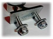 Boat Or Marine Rail Mount Bolts/screws Andbull 20-pack For 10 Fittings Andbull Stainless