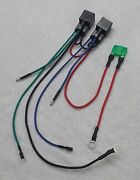 New / Replacement Power Trim And Tilt Relay Harness 3 Wire - 2 Wire Conversion
