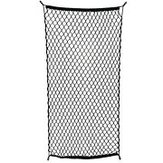 """Abn Cargo Net W/ Fasteners And Hardware 24"""" X 45"""" Inch 60"""" Stretched Atv And Suv"""